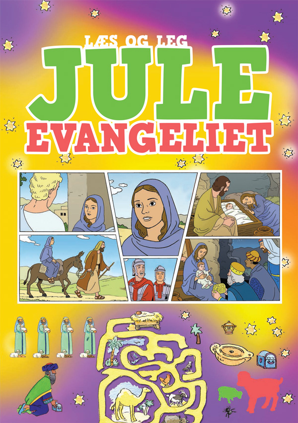 Læs og leg juleevangeliet