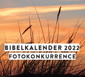 Bibelkalender - fotokonkurrence