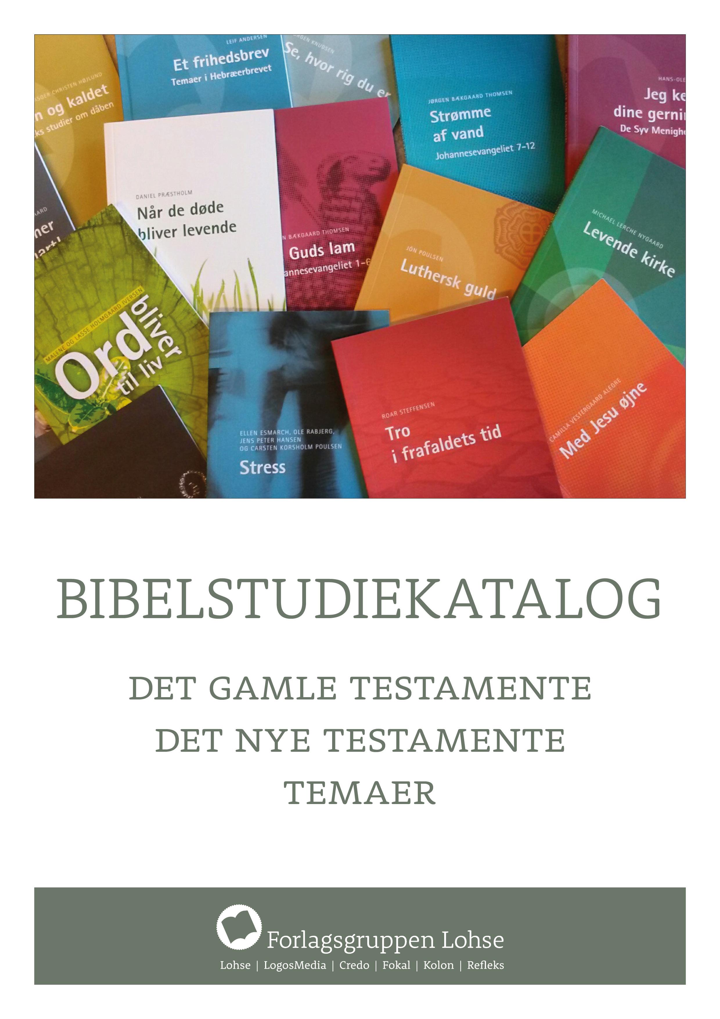 Bibelstudiekatalog