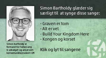 Simons playliste
