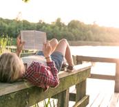 Fyld din sommer med gode læseoplevelser